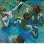 Grafika-00132 Edgar Degas : Danseuses Bleues, 1890