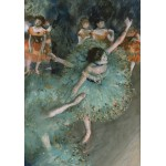 Grafika-00135 Edgar Degas : Danseuse basculant (Danseuse verte), 1877-1879