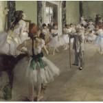 Grafika-00136 Edgar Degas : La classe de danse, 1871-1874