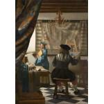 Grafika-00145 Vermeer Johannes : L'Art de la Peinture, 1666-1668