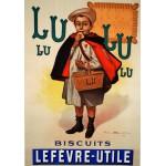 Grafika-00150 Biscuits Lefèvre-Utile