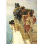 Grafika-00172 Sir Lawrence Alma-Tadema : A Coign of Vantage, 1895