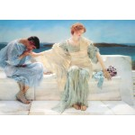 Grafika-00174 Sir Lawrence Alma-Tadema : Ask me no more, 1906