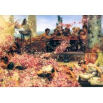 Grafika-00176 Sir Lawrence Alma-Tadema : The Roses of Heliogabalus