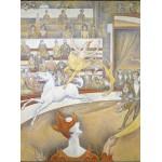 Grafika-00189 Georges Seurat : Le Cirque, 1890