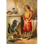 Grafika-00203 Carl Offterdinger : Le Chat Botté, Fin XIXe Siècle