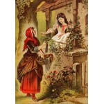 Grafika-00211 Carl Offterdinger : Blanche Neige, fin XIXe Siècle