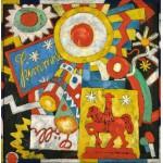 Grafika-00246 Marsden Hartley : Himmel, 1914-1915