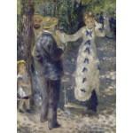 Grafika-00270 Auguste Renoir : La Balançoire, 1876