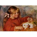 Grafika-00271 Auguste Renoir : Claude Renoir jouant, 1905