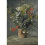 Grafika-00282 Auguste Renoir : Fleurs dans un Vase, 1866