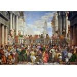 Grafika-00304 Paolo Veronese : Les Noces de Cana, 1563