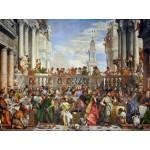 Grafika-00305 Paolo Veronese : Les Noces de Cana, 1563