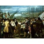 Grafika-00335 Diego Vélasquez : La Reddition de Breda, 1615