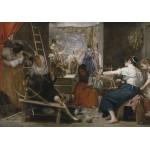 Grafika-00340 Diego Vélasquez : Les Fileuses, 1657