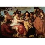 Grafika-00341 Diego Vélasquez : Le Triomphe de Bacchus, 1628-29