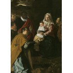 Grafika-00342 Diego Vélasquez : Adoration des Mages, 1619