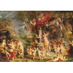Grafika-00349 Peter Rubens : La Fête de Vénus, 1635