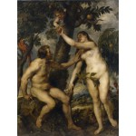 Grafika-00355 Peter Rubens : Adam et Ève, 1628-1629
