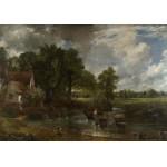 Grafika-00400 John Constable : La Charette de Foin, 1821