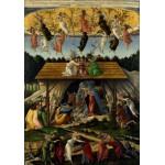 Grafika-00448 Botticelli Sandro : La Nativité Mystique, 1500-1501