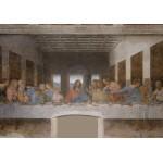 Grafika-00462 Léonard de Vinci : La Cène, 1495-1498