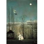 Grafika-00500 Henri Rousseau : Une Soirée au Carnaval, 1886
