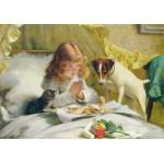 Grafika-00579 Charles Burton Barber : Suspense , 1894