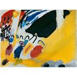 Grafika-00584 Wassily Kandinsky : Impression III (Concert), 1911