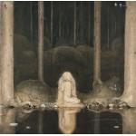 Grafika-00585 John Bauer : Princesse Tuvstarr , 1913
