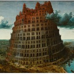 Grafika-00624 Brueghel Pieter l'ancien - La Tour de Babel