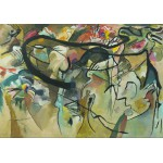 Grafika-00640 Wassily Kandinsky : Composition V - 1911