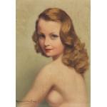 Grafika-00642 Robert Duflos : Portrait de Femme