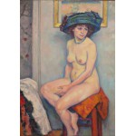 Grafika-00643 Charles Guérin : Nu, 1907