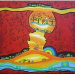 Grafika-00661 Anne Poiré & Patrick Guallino : Epanouissement coloré