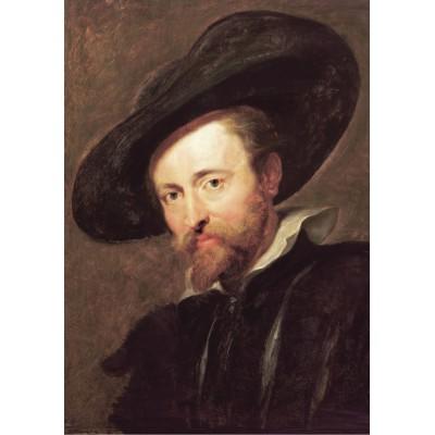 Grafika-00678 Rubens Peter Paul : Autoportrait