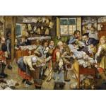 Grafika-00680 Brueghel Pieter le Jeune : Le Paiement de la Dîme, 1617-1622