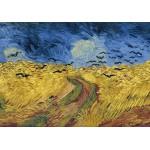 Grafika-00692 Van Gogh Vincent : Champ de Blé aux Corbeaux, 1890