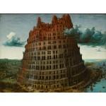 Grafika-00697 Brueghel Pieter l'ancien - La Tour de Babel