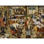 Grafika-00699 Brueghel Pieter le Jeune : Le Paiement de la Dîme, 1617-1622
