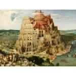 Grafika-00702 Brueghel Pieter : La Tour de Babel, 1563