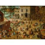 Grafika-00709 Brueghel Pieter : Les Jeux d'enfants, 1560