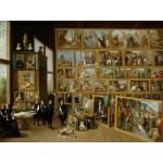 Grafika-00711 David Teniers : Le Gouverneur Léopold-Guillaume et sa collection de tableaux à Bruxelles