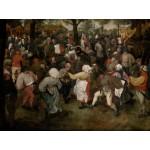 Grafika-00714 Brueghel Pieter : Danse des Paysans, 1566