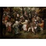Grafika-00715 Brueghel Pieter : Danse des Paysans, 1566