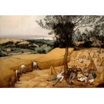 Grafika-00716 Brueghel Pieter: Les Moissonneurs, 1565