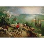 Grafika-00717 Brueghel Pieter : La Chute d'Icare, 1558