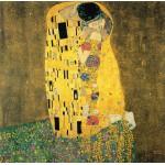 Grafika-00722 Klimt Gustav : Le Baiser, 1907-1908