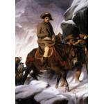 Grafika-00730 Paul Delaroche : Napoléon Bonaparte franchissant les Alpes, 1850