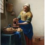 Grafika-00738 Vermeer Johannes : La Laitière, 1658-1661